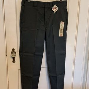 Dickies 874 Classic Fit flat front work pants NWT
